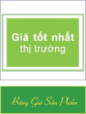 BANG GIA SAN PHAM