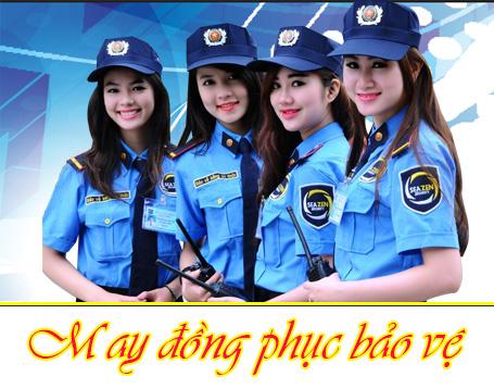 may dong phuc bao ve