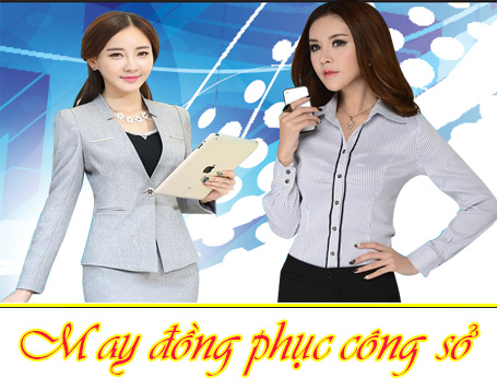 may dong phuc cong so