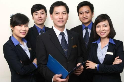 May đồng phục văn phòng tại TPHCM