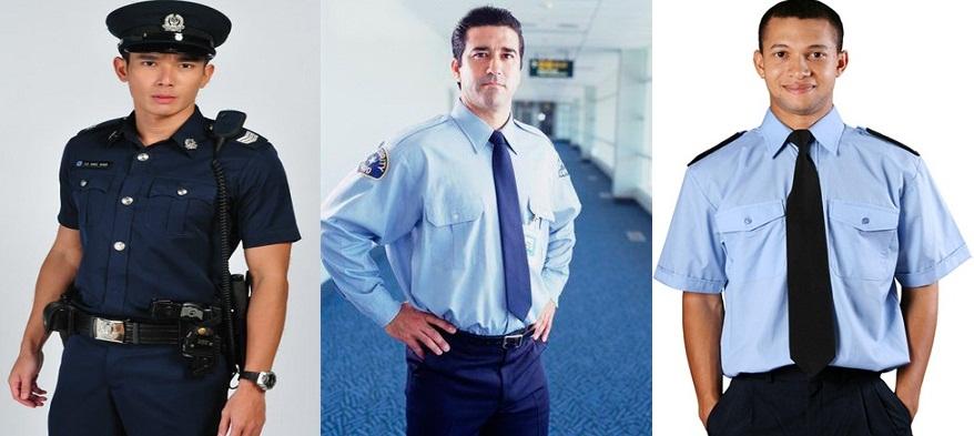 May đồng phục bảo vệ chất lượng giá rẻ