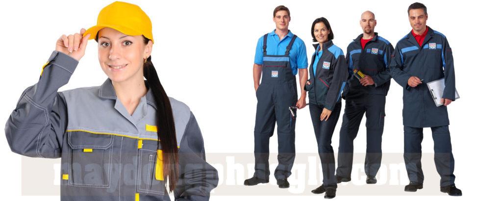 Kết quả hình ảnh cho quần áo bảo hộ lao động