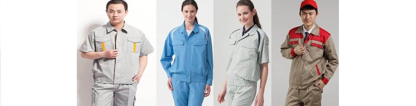 May quần áo bảo hộ lao động, đồng phục công nhân
