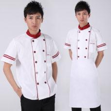 DB 28 Đồng Phục Đầu Bếp