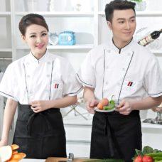 DB 29 Đồng Phục Đầu Bếp