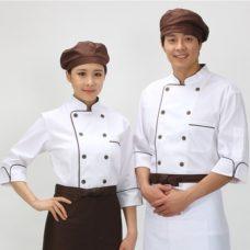 DB 30 Đồng Phục Đầu Bếp