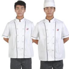 DB 31 Đồng Phục Đầu Bếp