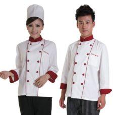 DB 32 Đồng Phục Đầu Bếp
