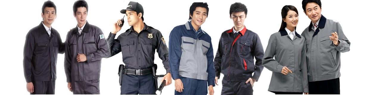 May đồng phục công nhân, quần áo công nhân