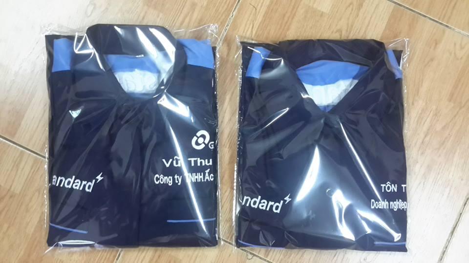 Sản phẩm áo thun đồng phục 10