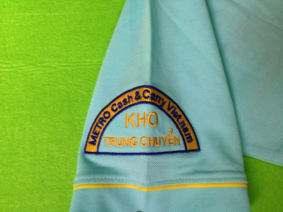 Sản phẩm áo thun đồng phục 13