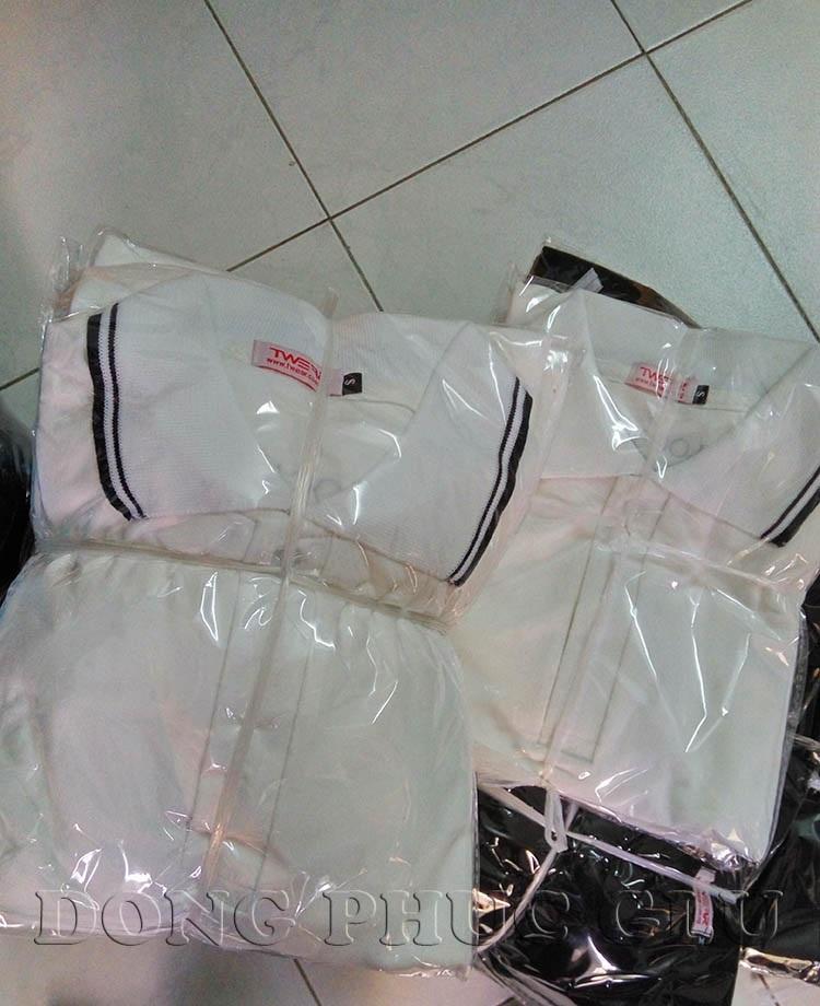 Sản phẩm áo thun đồng phục 17