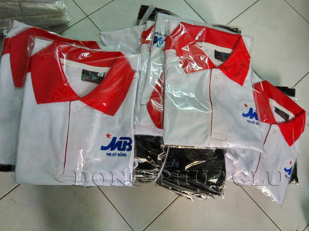 Sản phẩm áo thun đồng phục 18