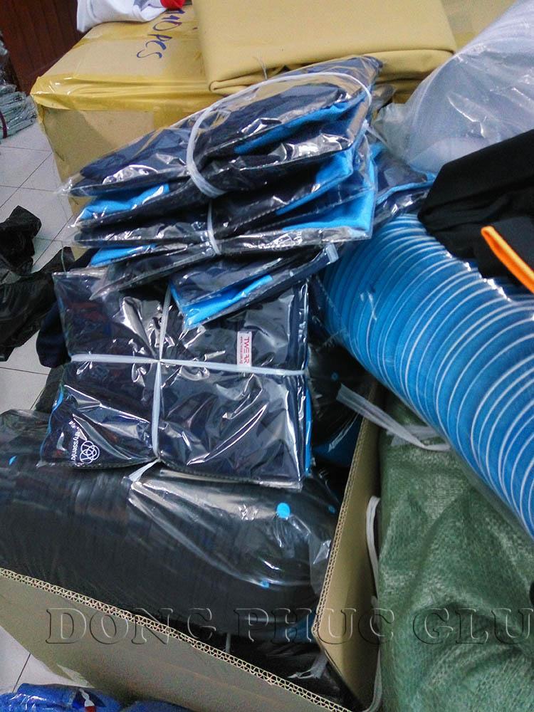 Sản phẩm áo thun đồng phục 19