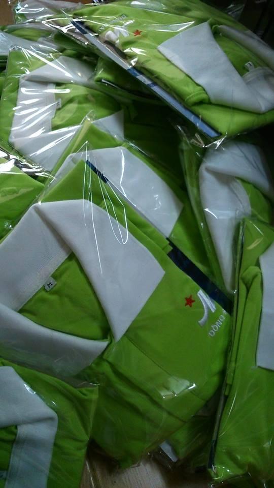 Sản phẩm áo thun đồng phục 7