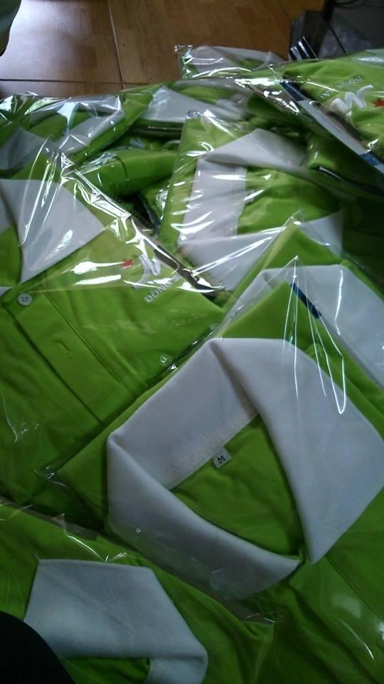 Sản phẩm áo thun đồng phục 8
