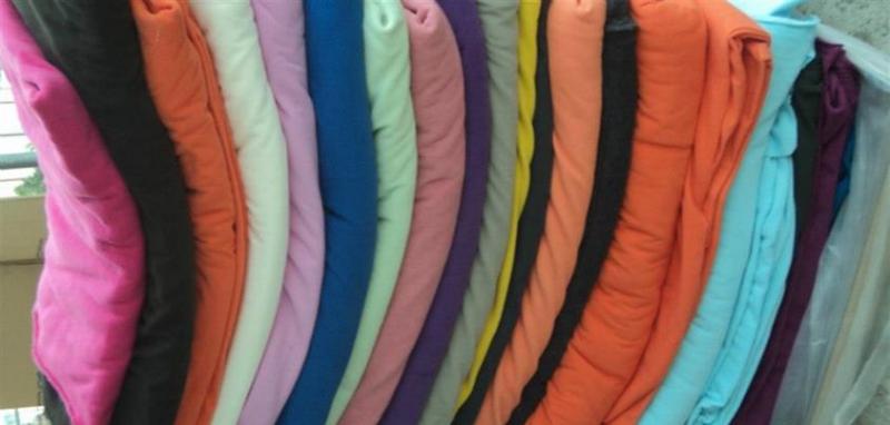 Các loại vải thun thông dụng