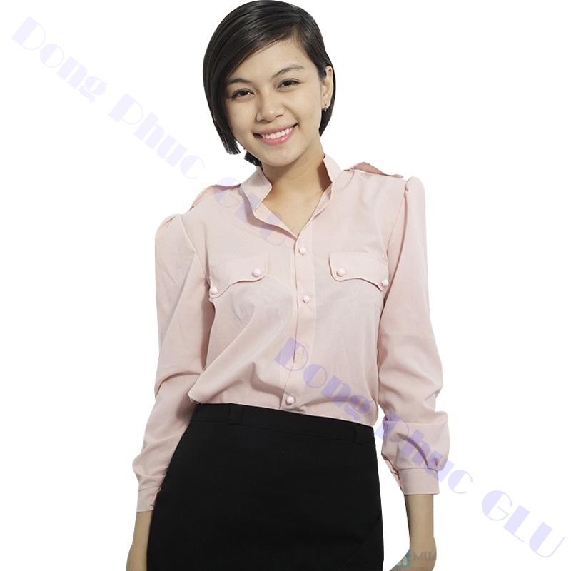 dong phuc cong so nu 20 áo sơ mi nữ đồng phục công sở