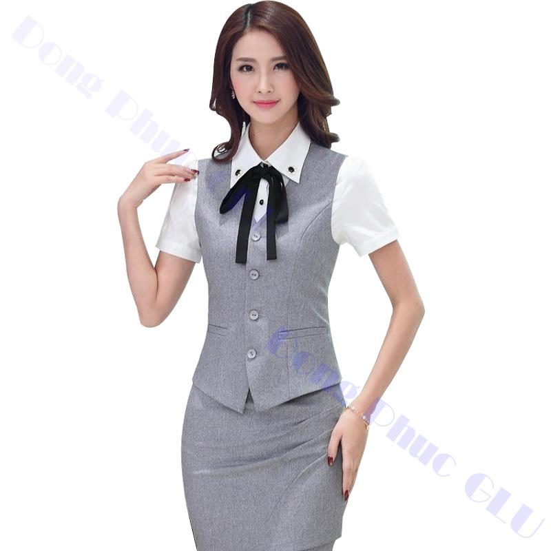 dong phuc cong so nu 21 áo sơ mi nữ đồng phục công sở
