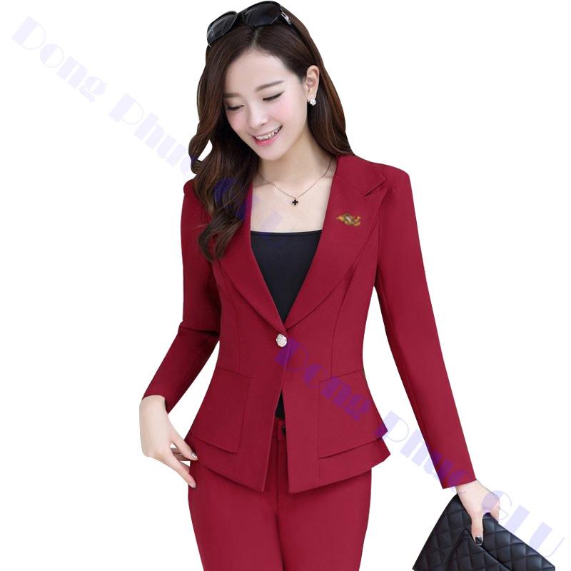 dong phuc cong so nu 25 áo sơ mi nữ đồng phục công sở
