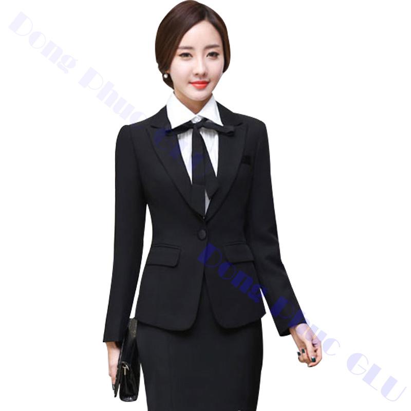 dong phuc cong so nu 27 áo sơ mi nữ đồng phục công sở