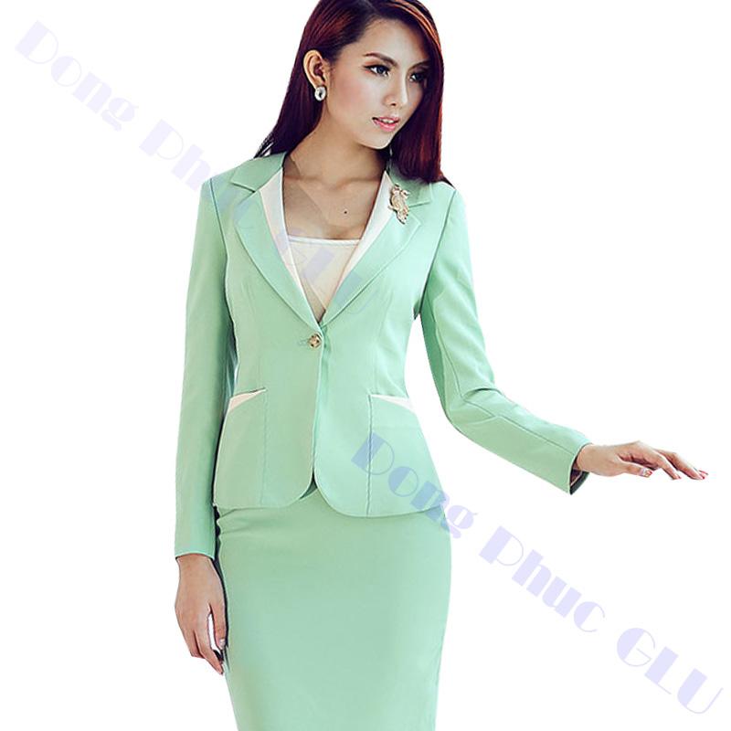 dong phuc cong so nu 28 áo sơ mi nữ đồng phục công sở