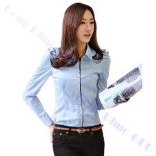 dong phuc van phong 11 áo sơ mi nữ