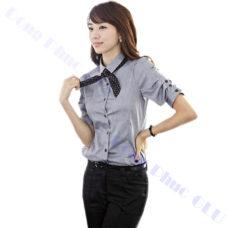dong phuc van phong 15 áo sơ mi nữ
