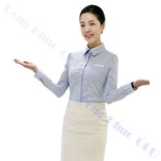 dong phuc van phong 32 áo sơ mi nữ