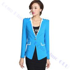 dong phuc van phong 48 áo vest đồng phục