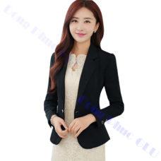 dong phuc van phong 52 áo vest đồng phục
