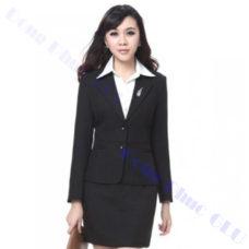 dong phuc van phong 57 áo vest đồng phục