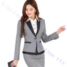 dong phuc van phong 58 áo vest đồng phục