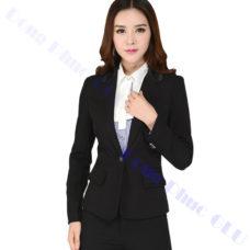 dong phuc van phong 68 áo vest đồng phục