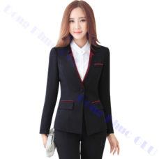 dong phuc van phong 71 áo vest đồng phục