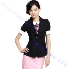 dong phuc van phong 73 áo vest đồng phục