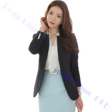 dong phuc van phong 79 áo vest đồng phục