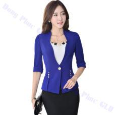 dong phuc vest nu 03 Đồng Phục Vest Nữ