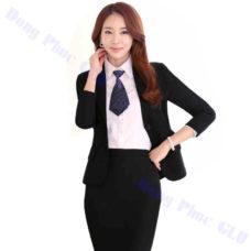 dong phuc vest nu 10 Đồng Phục Vest Nữ