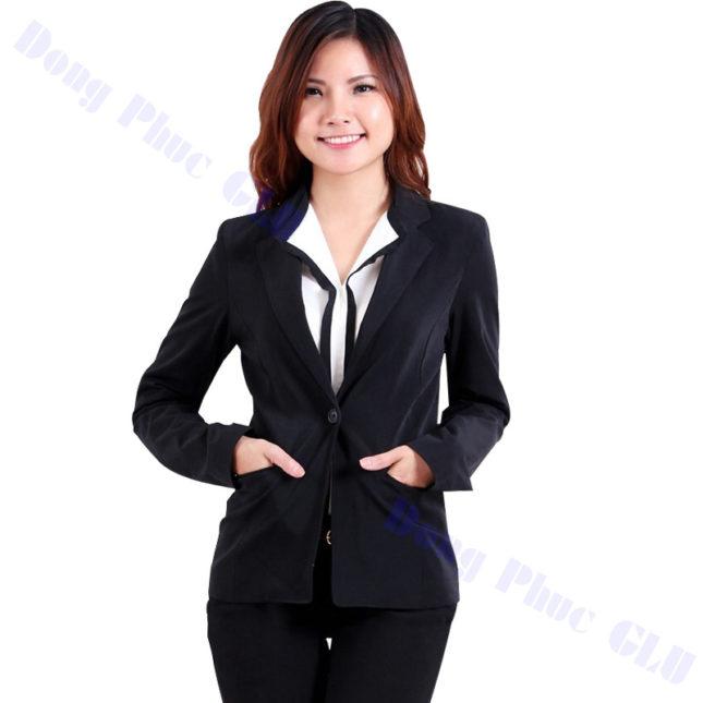 dong phuc vest nu 101 áo sơ mi nữ đồng phục công sở