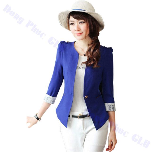 dong phuc vest nu 11 áo sơ mi nữ đồng phục công sở
