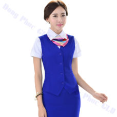 dong phuc vest nu 13 Đồng Phục Vest Nữ