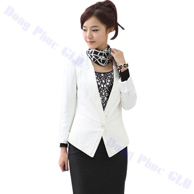 dong phuc vest nu 15 áo sơ mi nữ đồng phục công sở