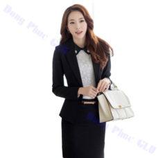 dong phuc vest nu 16 đồng phục vest nữ