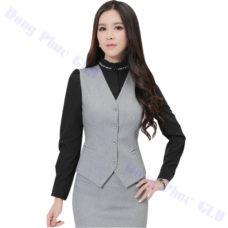 dong phuc vest nu 20 Đồng Phục Vest Nữ