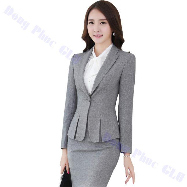 dong phuc vest nu 21 áo sơ mi nữ đồng phục công sở
