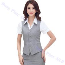 dong phuc vest nu 22 Đồng Phục Vest Nữ
