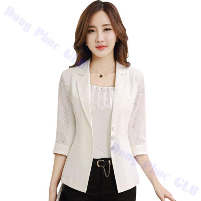 dong phuc vest nu 26 áo sơ mi nữ đồng phục công sở