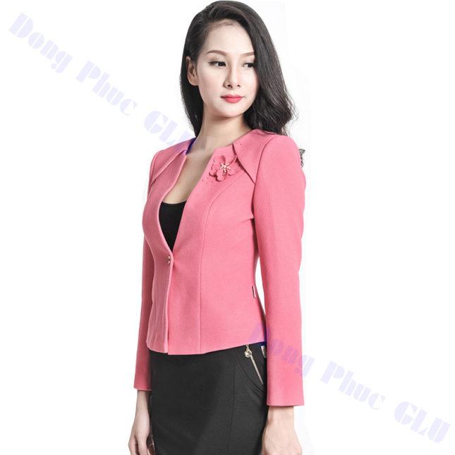 dong phuc vest nu 27 áo sơ mi nữ đồng phục công sở