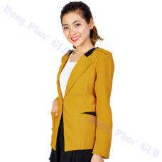 dong phuc vest nu 29 đồng phục vest nữ